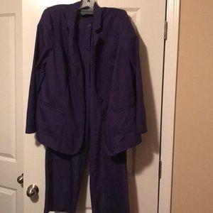 Lane Bryant suit